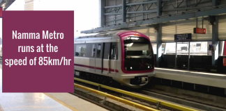 facts about namma metro