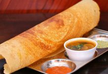 hotels for masala dosa in bangalore