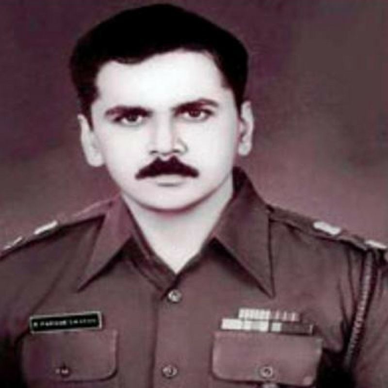 Major Ramaswamy Parameswaran - Stories of Indian Soldiers
