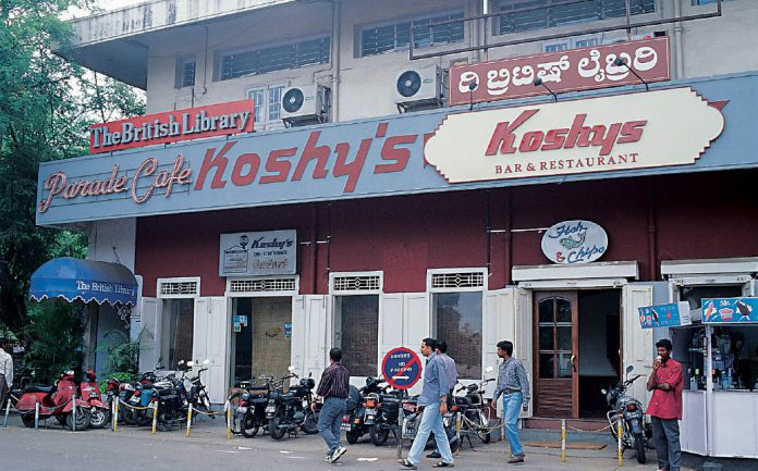 breakfast places in Bangalore