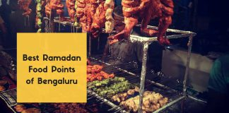 Ramadan Food points in Bangalore