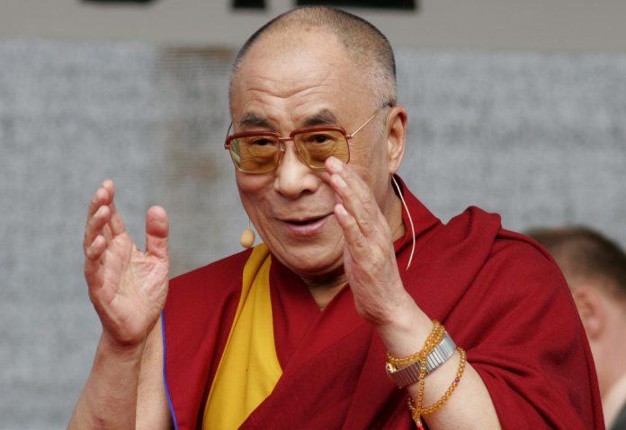 dalai lama india