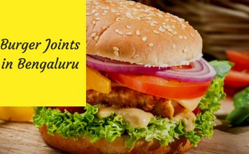 Burger Joints in Bangalore