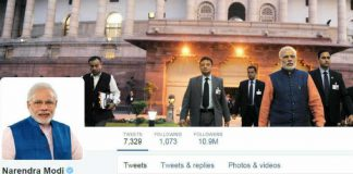 Who Handles Narendra Modi's Twitter Account