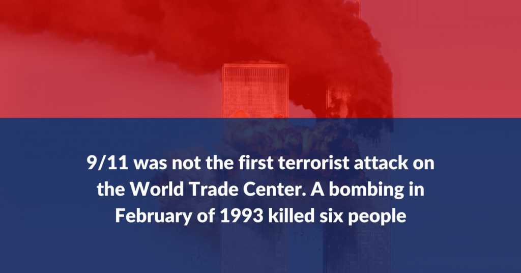 Facts about 9/11 attack