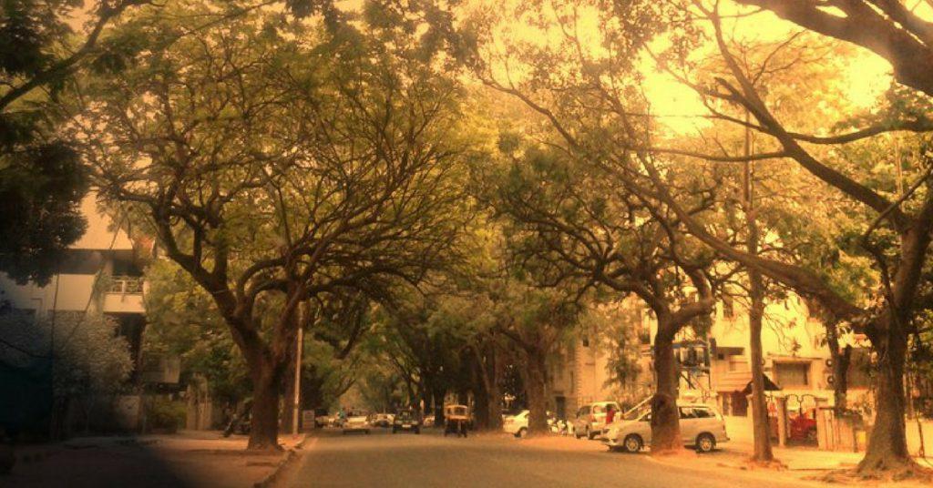 photos of old bangalore