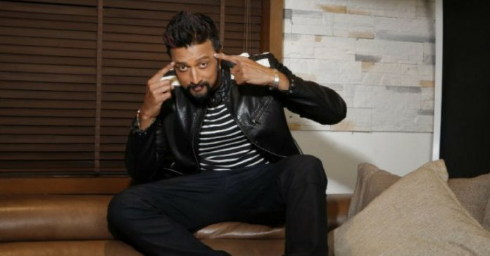 Kiccha Sudeep in Big Boss