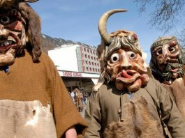 Winter Traditions You Won't Find Outside of Switzerland