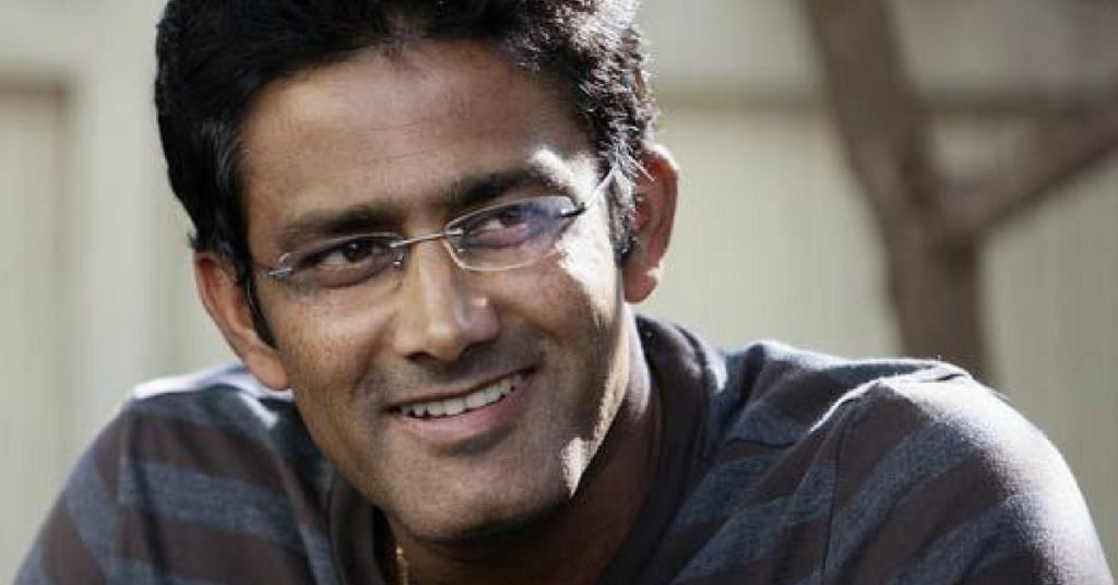 Records by Anil Kumble