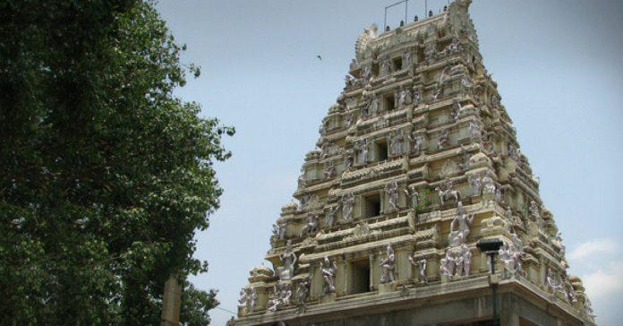 basavanagudi bull temple