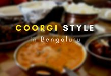 Pork Restaurants in Bangalore