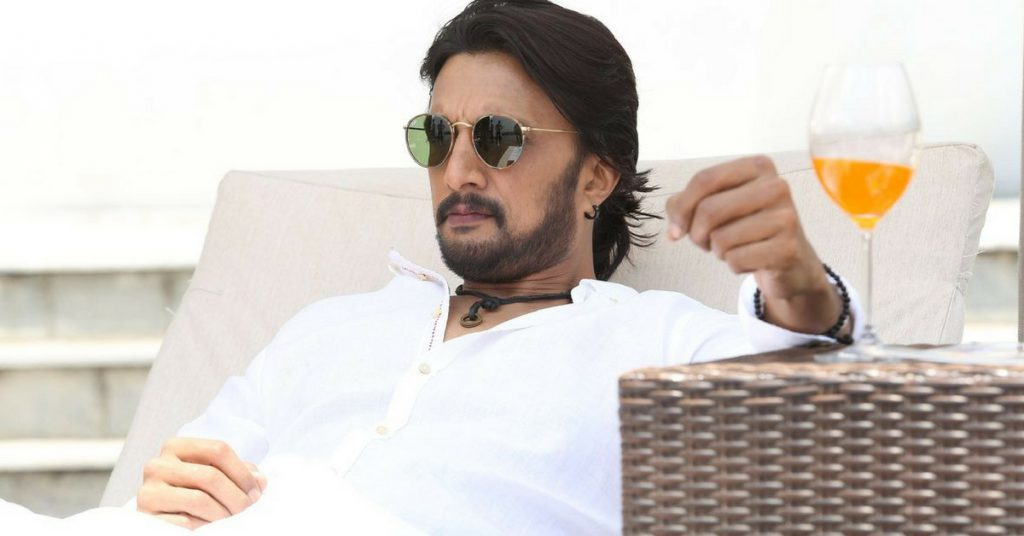 facts about kiccha sudeep