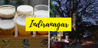 things to do in indiranagar