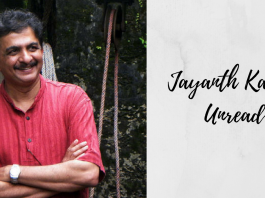 Jayanth Kaikini unread