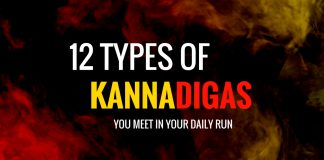 types of kannadigas