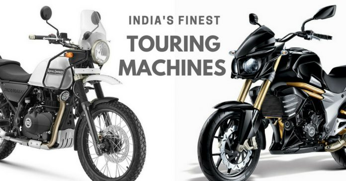 Finest Touring Machines