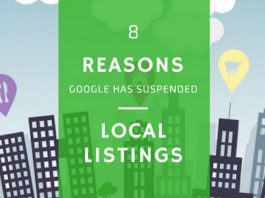 8 Reasons Google has suspended local listings
