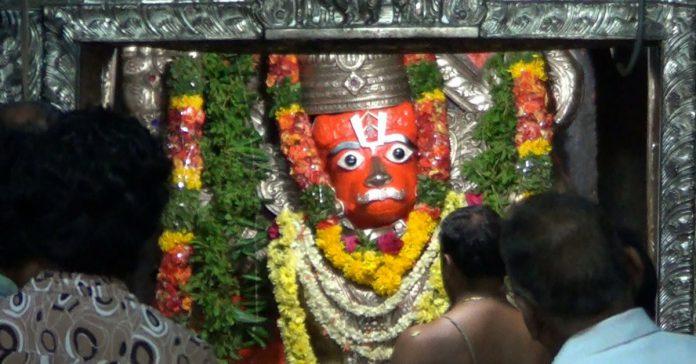 Gali Anjaneya Swamy Temple