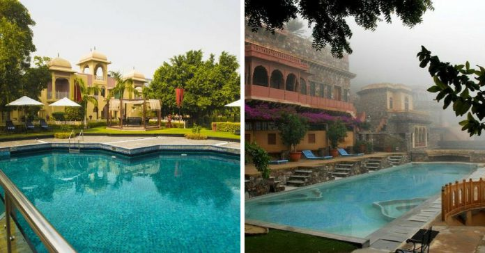 resorts near delhi