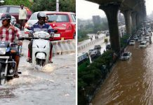 bangalore flood