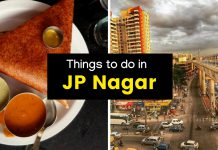things to do in jp nagar