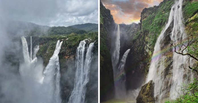 facts about jog falls