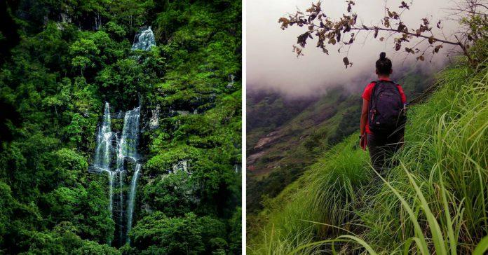 charmadi ghat waterfalls