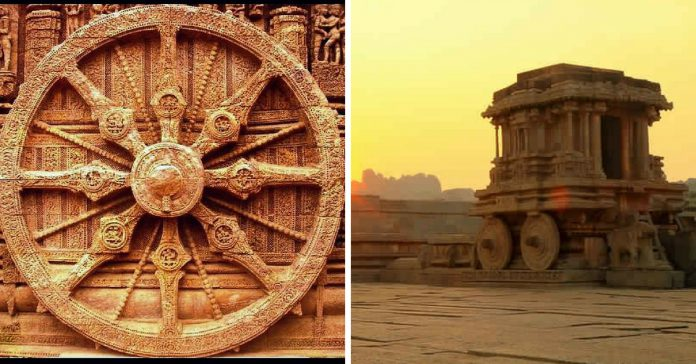 stone chariot facts
