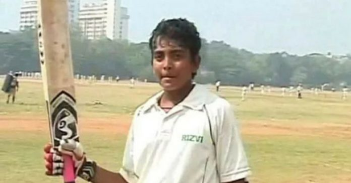 prithvi shaw facts