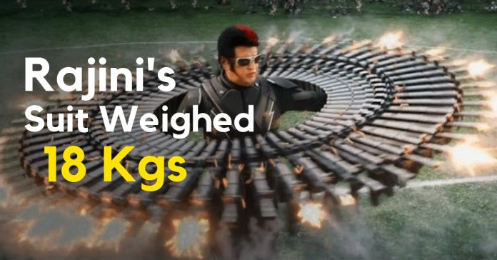 Facts About Rajini's 2.0