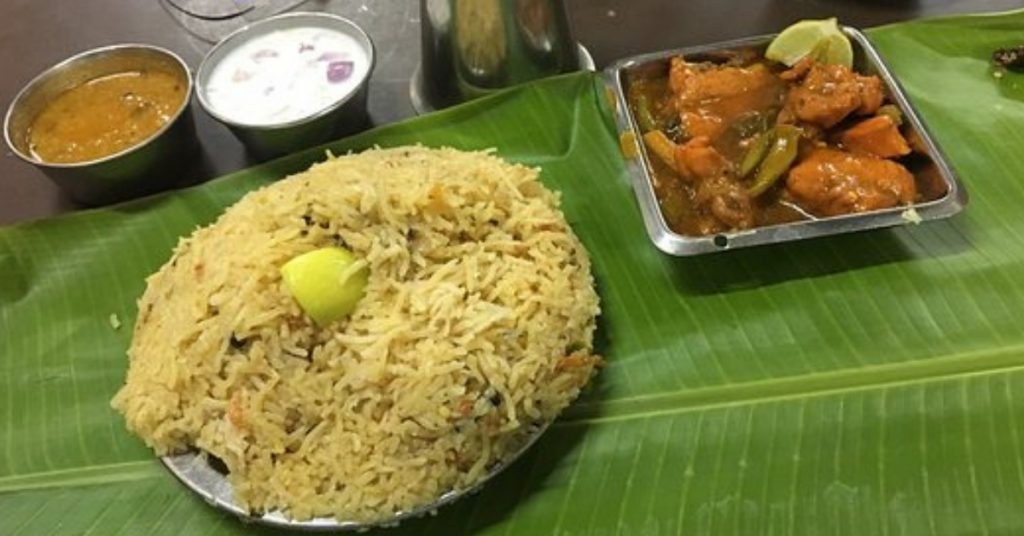 places to eat in mysore