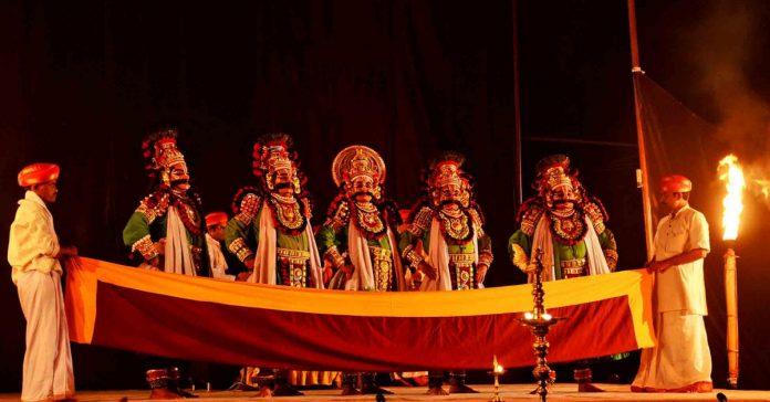 history of yakshagana