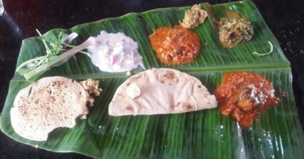 Plantain Meals in Bengaluru