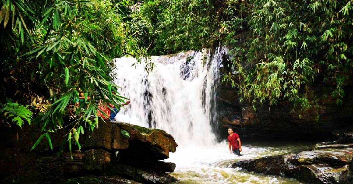 Magajahalli Falls