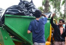 BBMP waste collection