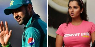 sania mirza message to shoaib malik
