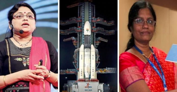 women behind chandrayan 2