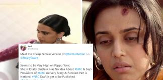 swara bhaker mathematician joke